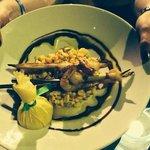 lemon grass shrimp