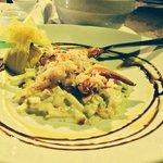 lobster claw salad