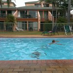 Tuscany pool and apartments