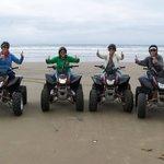 4 great friends having an adventure!