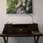 Wroking Desk in the Room