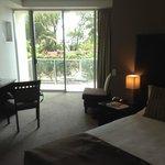 Pleasant 3rd Floor room