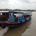 Nice trip on the mekong