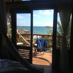 Our room and view