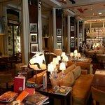 Restaurant, opulence