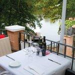 Riesige Terrasse - Wunderschöner Blick auf den Halensee