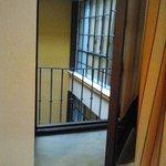 finestra sul vano scala