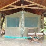 Vores luksus telt