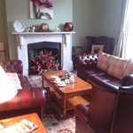 Lovely guest sitting room