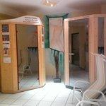 saune infrarossi