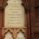 Memorial tablet 9
