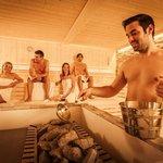 Sauna im Narzissen Bad Aussee