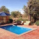 piscina domos