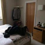 tiny very tired room