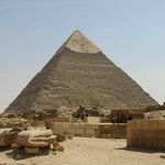 The Khafre's Pyramid