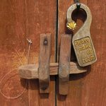 部屋(敷地)扉の内鍵