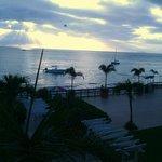 Sunset at Villa Cofresi