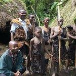 Batwa family