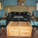 Nyiragongo room