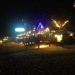 Strand am Abend (Restaurant)