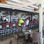 The outside bar