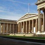 Fachada Museo Britanico