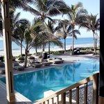 Una vista del hotel :)