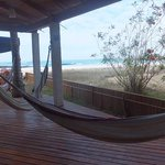 hammocks on front balcony