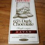 Davao's Dark Chocolate Bar