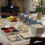 Breakfast at Primrose House
