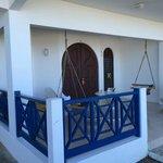 Front porch: suite A