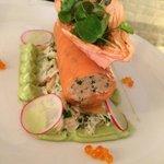 Salmon Ballotine