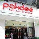 Photo de Pakdee Pratunam Bed and Breakfast