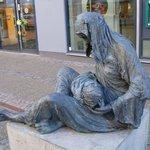 Madonna Sculpture - Christian Lemmerz