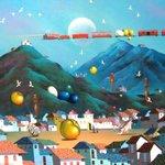 En Dios confio- David Chuquimarca- Quito/ Ecuador- Disponible en Weil Art