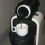 カプセル式コーヒーメーカー(サービス)