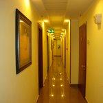 Hall way on 3rd floor