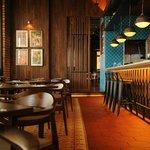 Fresca Bar Interior