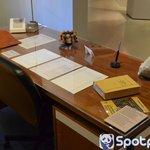 Spotpanda pictures: DDR Museum - Desk
