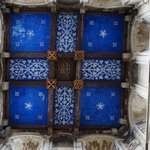 Ceiling of the tower