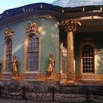 Potsdam, Brandeburgo, Alemania. Chinesisches Haus.