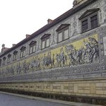 Procession of Princes mural