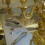 Candelabri ed avori decorati, Suite Zingiber