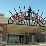 Entry of Boot Hill Casino & Resort