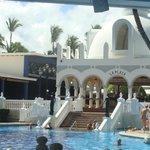 Main bar/pool area