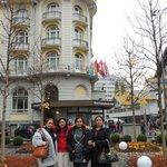 Europäischer Hof Hotel Europe Foto
