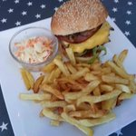 Crazy Burger restaurant