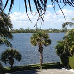Partial view of intracoastal from room