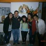 El ultimo día en Cusco! Agradecidas por el hospedaje