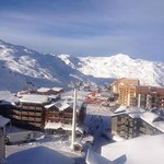 Lovely morning, rise and shine to hit the slopes